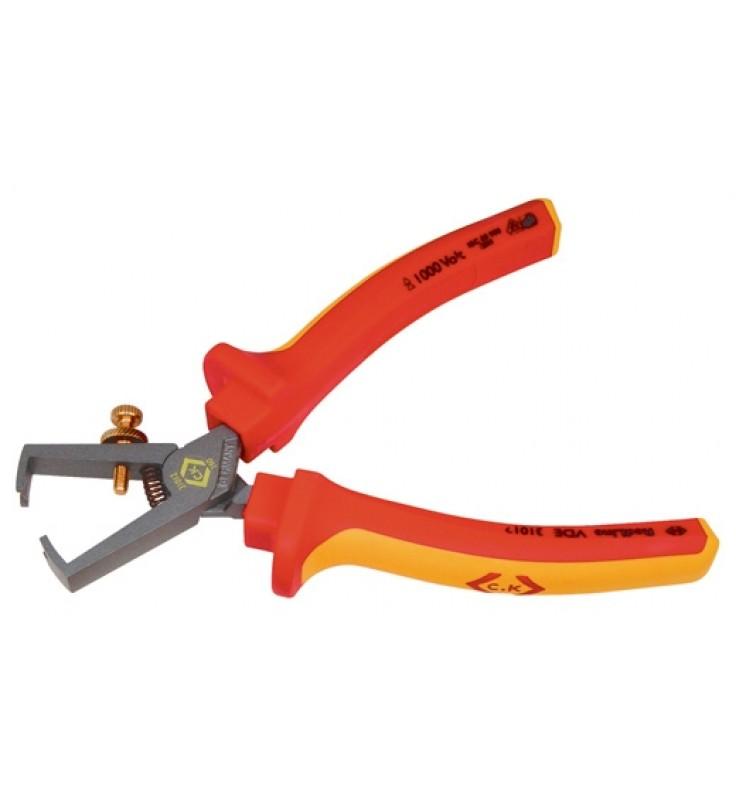 C.K. RedLine VDE Wire Stripping pliers 160mm