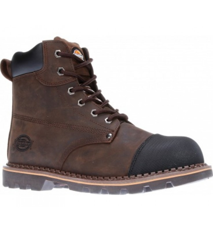 Dickies Crawford Safety Boot Brown