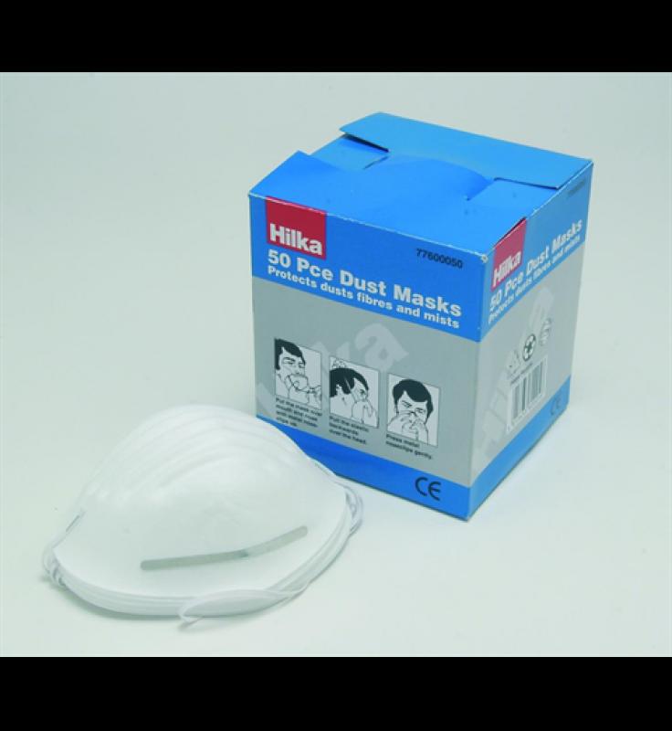 Hilka Masks (50 Pack)