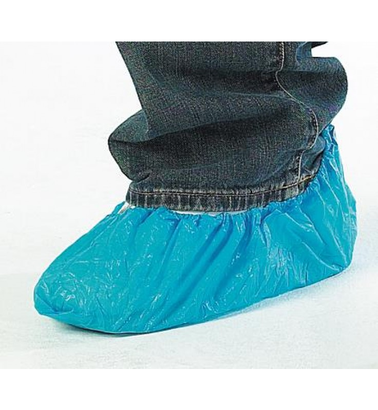 Blue Overshoes 50pr