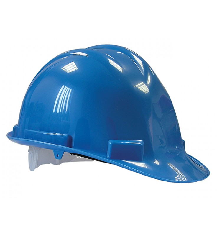 Hard Hat - Blue