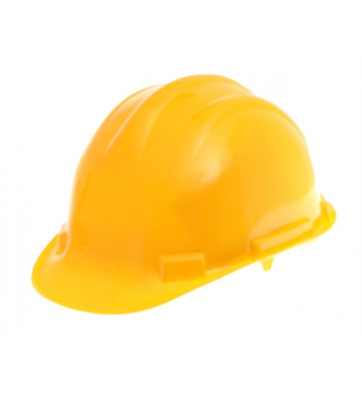 Hard Hat - Yellow