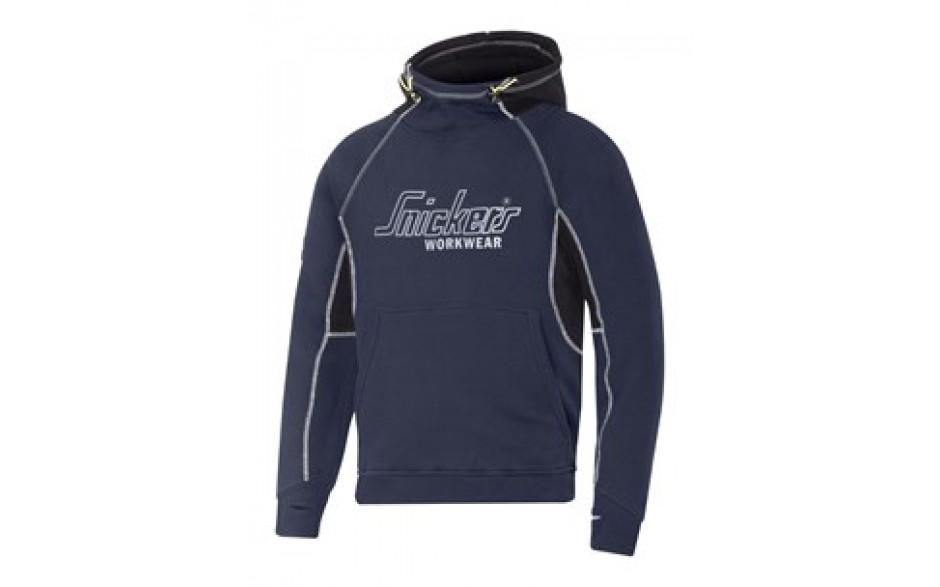 Snickers Sweatshirt Hoodie - Navy/Black