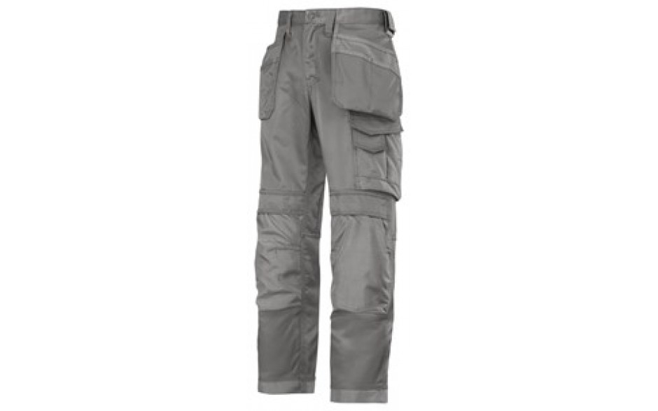 Snickers Canvas Trousers - Grey