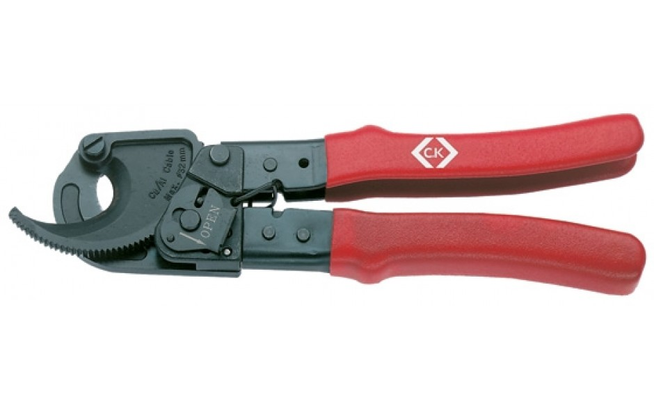 C.K. Ratchet Cable Cutter 32mm Dia