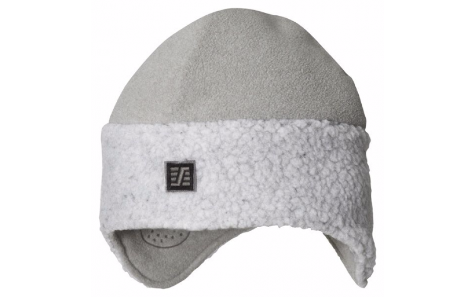 Snickers Pile Fleece Beanie - Grey
