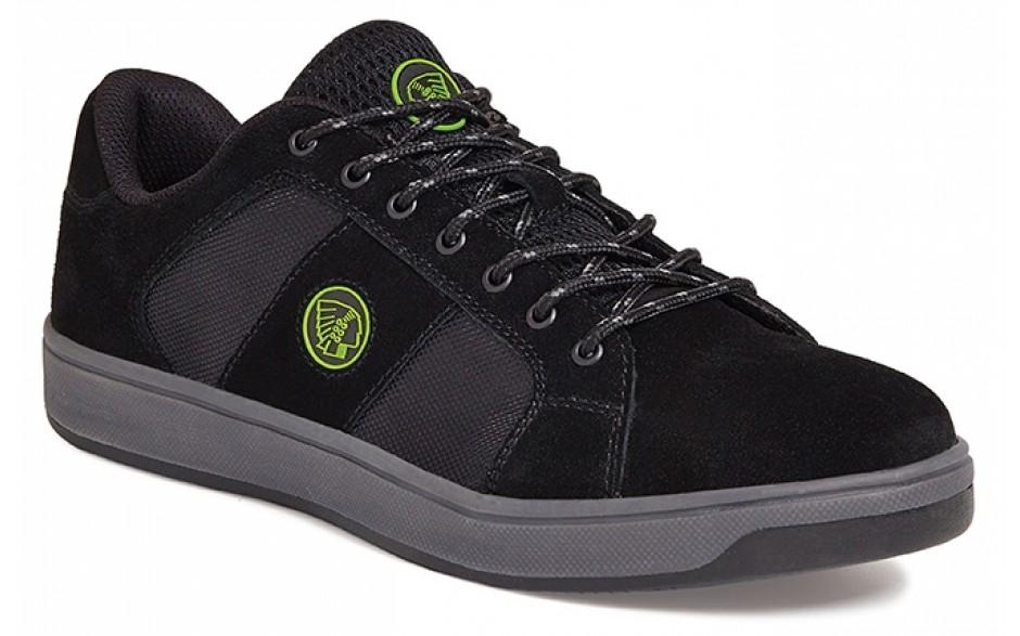 Apache Kick Suede Safety Shoe