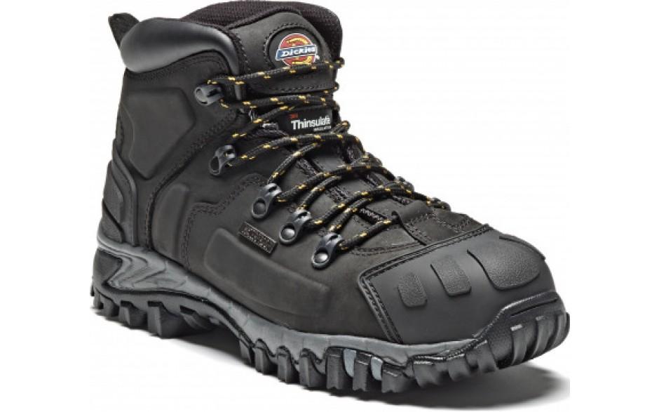 Dickies Medway Boot - Black