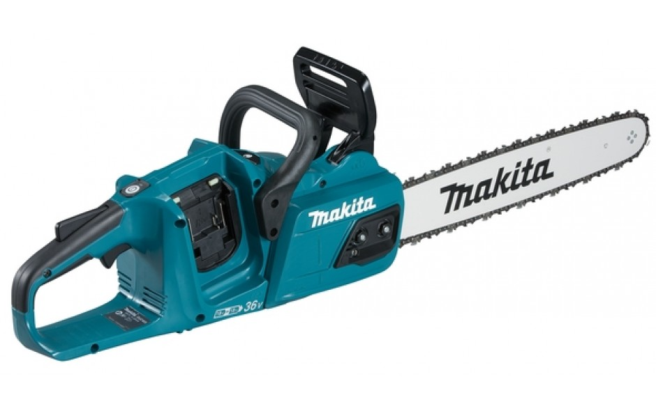 Makita DUC355Z Twin 18v Rear Handle Chainsaw - Body Only
