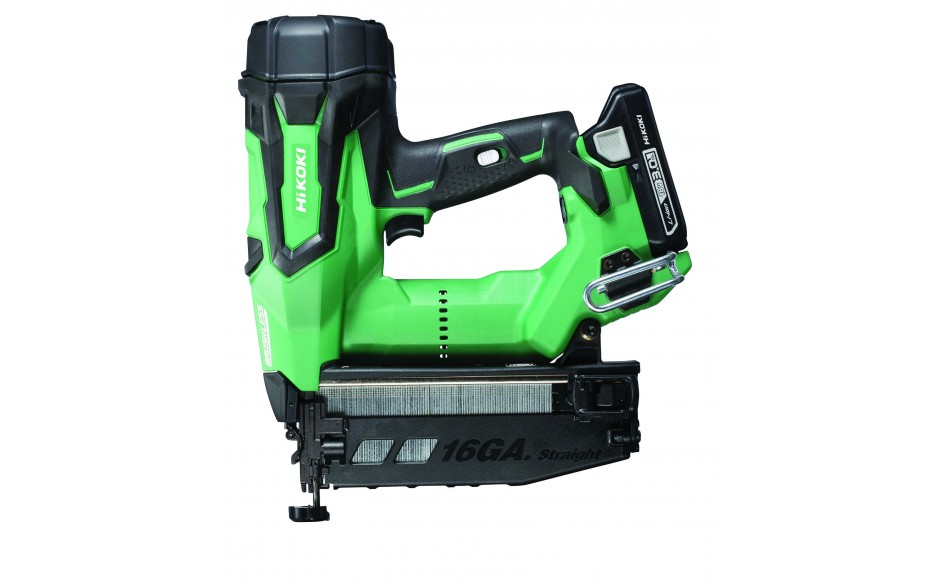 HiKoki NT1865DMJXZ 18v Brushless 16G Finish Nailer 2x3.0ah