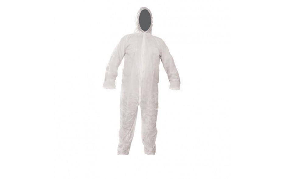 White Paper Suit