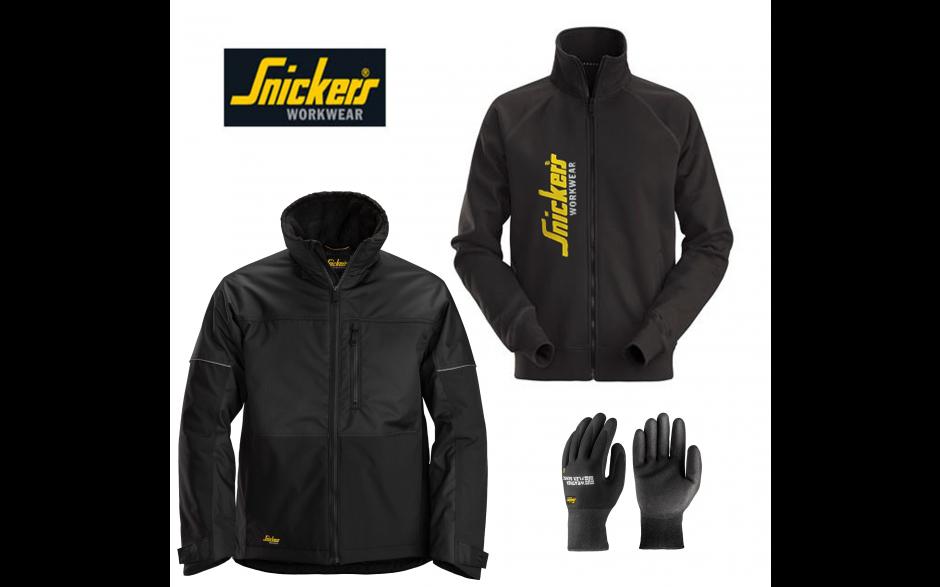 Snickers Winter Jacket Workpack