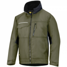 Snickers Craftsman Rip-stop Jacket Olive Green