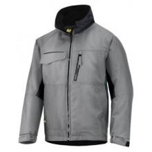 Snickers Craftsman Rip-stop Jacket Grey