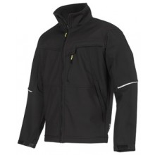 Snickers SoftShell Jacket - Black