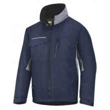 Snickers Craftsman Rip-stop Jacket Navy