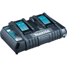 Makita DC18RD 18v Twin Port Charger