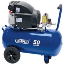 Draper 50Ltr 2Hp Air Compressor 240v