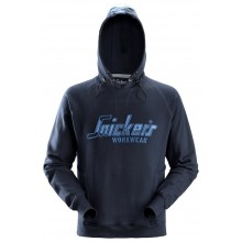 Snickers Camo Multipocket Hoodies - Navy