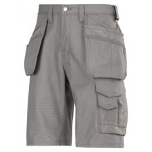 Snickers Canvas Shorts - Grey