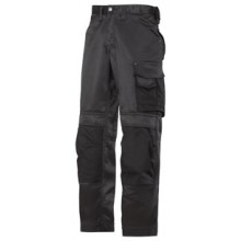 Snickers Duratwill Trousers - Black