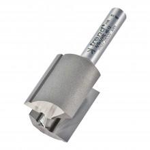 Trend Pro Two flute cutter 20 mm diameter