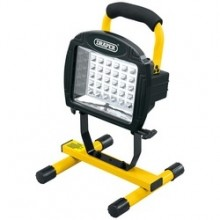 Draper 30 SMD LED RECHARGEABLE WORK LAMP
