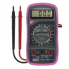 Sealey 8 Function Digital Multimeter