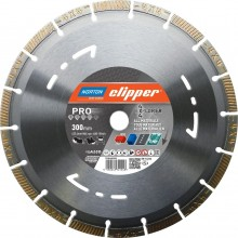 Norton 4x4 Explorer All Purpose Diamond Blade 300x20mm