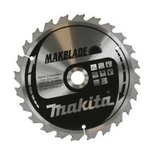 Makita TCT Blade - MakBlade - 260x30mm 40 Tooth