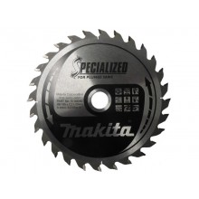 Makita Specialised for Plunge Saw Blades - 165x20mm