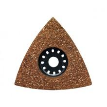 Makita 78mm Multi Tool Triangular Tungsten Sanding Plate