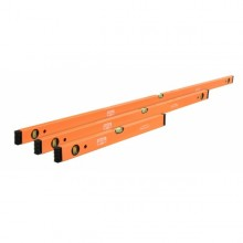 Bahco 3 Peice Level Set 1800/1200/600mm