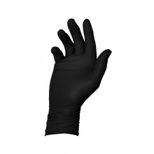 Warrior Dracogrip disposable fishscale grip gloves - black