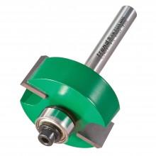 Trend CRAFTPRO Self guided rebater 35mm diameter x 12.7mm cu