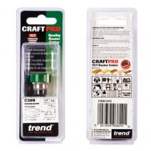 Trend CRAFTPRO Intumescent cutter set 10mm x 24mm