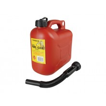 5Ltr Fuel Can, Red
