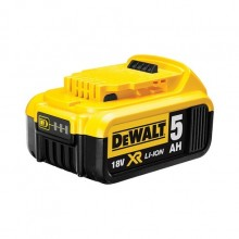 DeWalt 18v 5.0ah Li-ion Battery