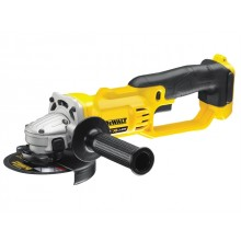 DeWalt 18V XR 125mm Grinder Bare Unit