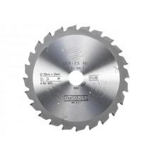 DeWalt TCT Circular Saw Blade 216x30mm 24t