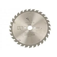 DeWalt TCT Circular Saw Blade 250x30mm 40t