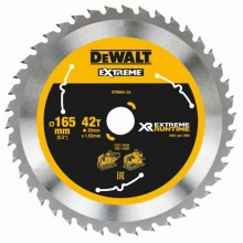 DeWalt FlexVolt Extreme Plunge Saw Blade 165x20mm 42 Tooth