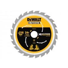 Dewalt Xtreme Runtime 210 x 30mm 24T Sawblade