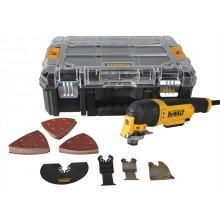 DeWalt Multi Functional Tool with Accessories, 240v