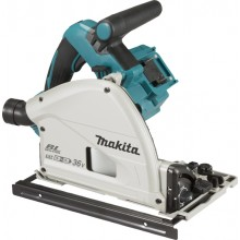 Makita Twin 18v Plunge Saw in Case