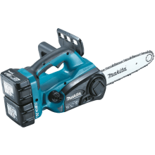 Makita DUC252Z Twin 18v Top Handle Chainsaw - Body Only