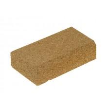 Faithfull Cork Sanding/Rubbing Block - 115x65mm