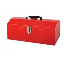 "Faithfull 16"" Metal Barn Tool Box"