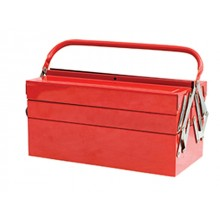 "Faithfull 5-Tray 19"" Metal Cantilever Tool Box"