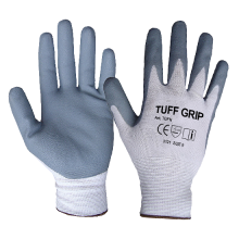 Tuff Grip Foam Fit Nitrile Glove